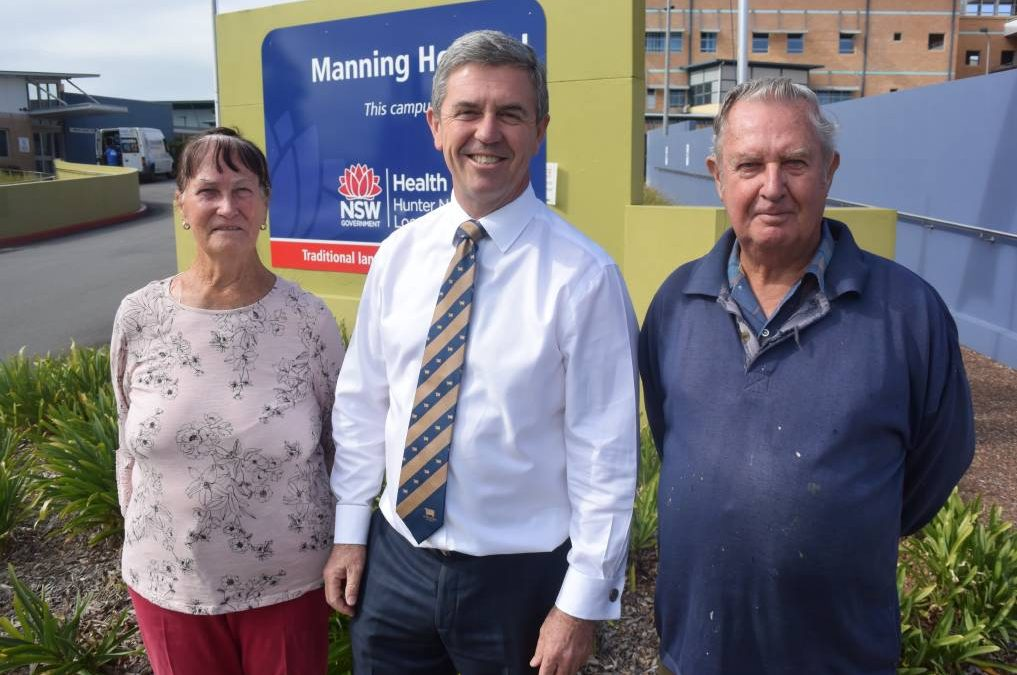 Federal Government commits to a radiation therapy service in Taree
